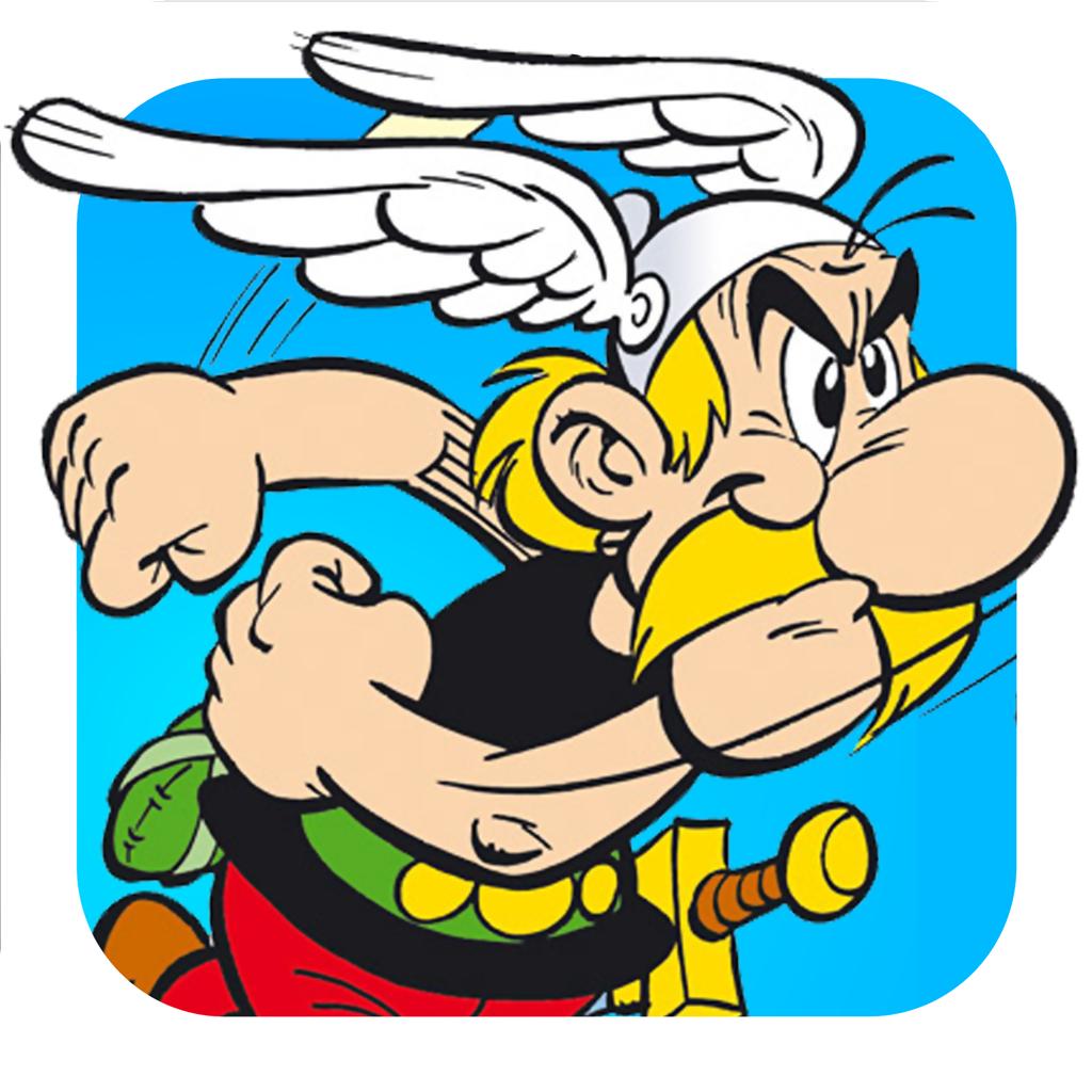 Ast rix megabaffe par bulkypix - Asterix gratuit ...